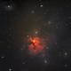 NGC1579 The Northern Trifid,                                niteman1946