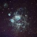 NGC 1760 Emission Nebula,                                Carlos Taylor