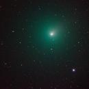 Comet 46P Wirtanen,                                Peter Pat