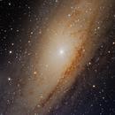 M31 - Central part,                                ErklueAstro