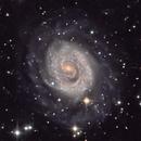 NGC 1637,                                KuriousGeorge