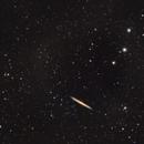 NGC 5907 (Knife Edge, Splinter galaxy),                                Alan Ćatović