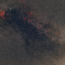 Summer Milky Way in swan constellation,                                Ulli_K