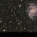 NGC6946 - Fireworks Galaxy,                                Jason Schella