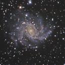 Fireworks Galaxy,                                404timc