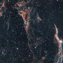 Veil Complex in Cygnus,                                John Massey