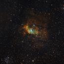 NGC 7635 - Bubble Nebula,                                Samuel Khodari