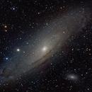 M31 Super L Processing,                                jerryyyyy