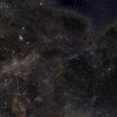 Integrated Flux Nebula (IFN) really wide field,                                Rogelio Bernal An...