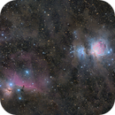 Orion's Belt and Sword,                                alexbb