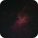 Eagle Nebula M16,                                christian81