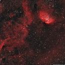 SH2-101 tulip nebula Ha_HOO,                                lukfer