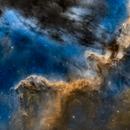 Wall of Cygnus,                                marsbymars