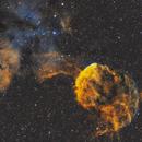 The Jellyfish Nebula,                                pmneo