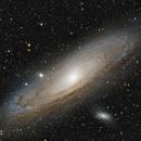 M31 - Andromeda Galaxy,                                Yung Hsu Shih
