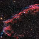 NGC 6995,                                H.Chris
