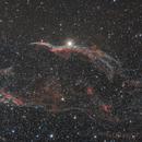 Veil nebula / Pickering's triangle,                                Luis Campos