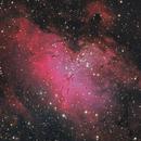 M16 Eagle Nebula,                                Mark Kuehner