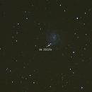 Supernova (2011fe) in M101,                                Simon Murray