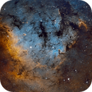 NGC7822 - Diffuse Nebula in Cepheus,                                Mikko Viljamaa