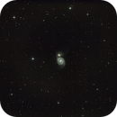 M51  - over the city of Aachen,                                Günther Dick