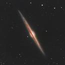 NGC 4565 - Needle Galaxy,                                Ara