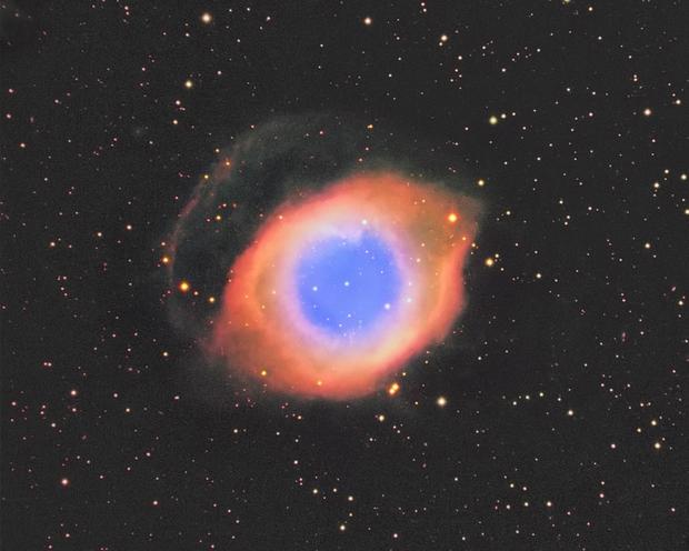 NGC7293 The Helix Nebula,                                Jeremy Seals