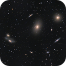 The Eyes NGC4435/4438 + M84/86 + over 100 galaxies,                                AstroEdy