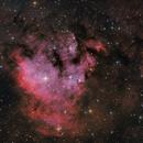 NGC 7822   Sh2-171,                                Robert Eder
