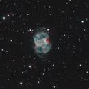 M76 The Little Dumbbell HOO,                                Ron Stanley