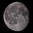 Moon 90,3% illuminated Libration 1s 0w,                                Siegfried