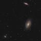 "Galaxy Season 2020 - ""M81 galaxy group"",                                Michael S."