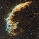 NGC 6995 Western Veil Nebula,                                Francois Theriault