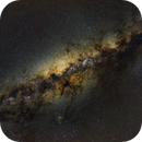 Milky Way Core,                                Cluster One Observatory