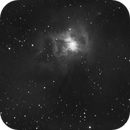 ngc7023 - over 16 hours unguided exposures in 4 nights,                                Stefano Ciapetti