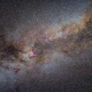 Milky Way - Cygnus Region,                                Robert Eder
