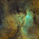 Fighting Dragons and more (NGC 6188 plus NGC 6164),                                Paweł Koczan