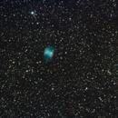 M 27. The Dumbbell Nebula,                                Rob Ward