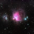 Orion Nebula M42,                                Kevin Parker