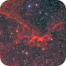 Flying Dragons Sh2-114 from Bortle 8,                                Carastro