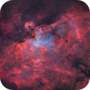 M16 in Natural Narrowband colours.,                                Andy 01