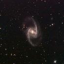 NGC 1365,                                DiscoDuck