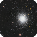 M 13 The Great Hercules Cluster,                                Wesley Creech