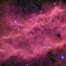 NGC1499 (California Nebula),                                Mike_Stutters