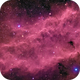 NGC1499 (California Nebula),                                Mike_Stutters
