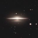 Sombrero Galaxy - M104,                                jhawn