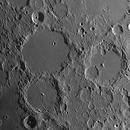 Moon Ptolemaeus, Alphonsus and Albategnius,                                Riedl Rudolf