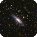 NGC 7331, Deer Lick Group and Stephan's Quintet,                                Pete Strakey