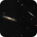 NGC4222, NGC4216, NGC4206,                                Kevin Parker