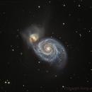 M51 Whirlpool Galaxy,                                Sung-Joon Park